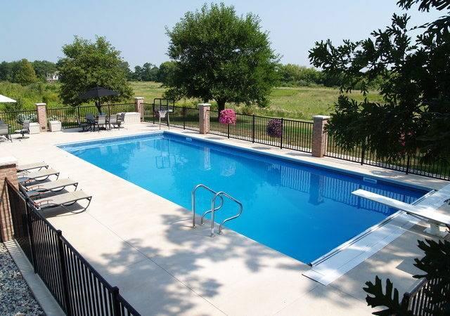 Pool Designs Modern