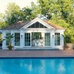 Pool House Contemporary Laura Tutun Interiors
