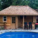Pool House Ideas Pinterest
