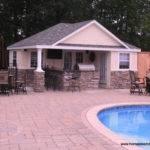 Pool Houses Cabanas Sheds Side Bars Homestead
