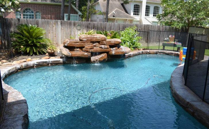 Pool Ideas Waterfalls Glubdubs