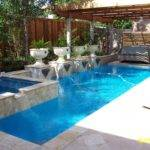 Pool Inground Designs Concrete Pools Home Swimming