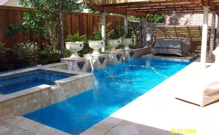 Pool Inground Designs Concrete Pools Home Swimming