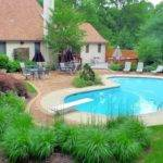Pool Landscape Design Ideas Home Lover