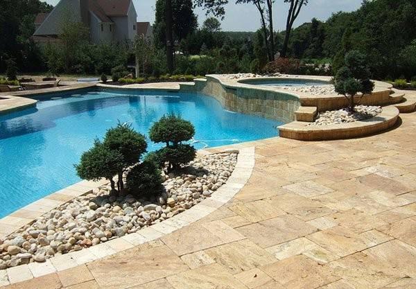 Pool Landscape Design Ideas Home Lover