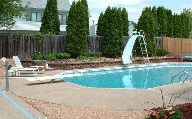 Pool Landscape Design Ideas Landscaping Around Swimming