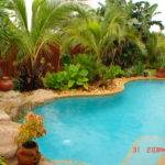 Pool Landscaping Construction Landscape Creating Your Own Paradise