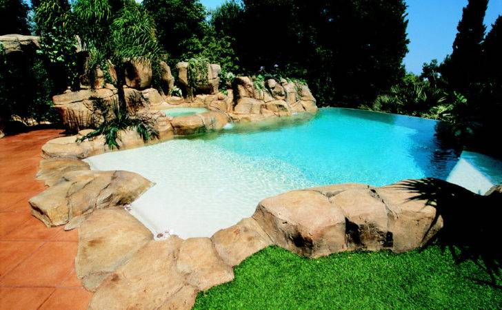 Pool Landscaping Design Swimming Architect