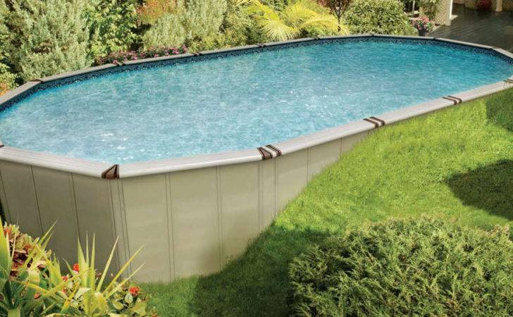Pool Landscaping Ideas Above Ground