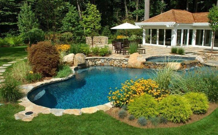 Pool Landscaping Ideas Create Perfect Backyard Oasis Beyond