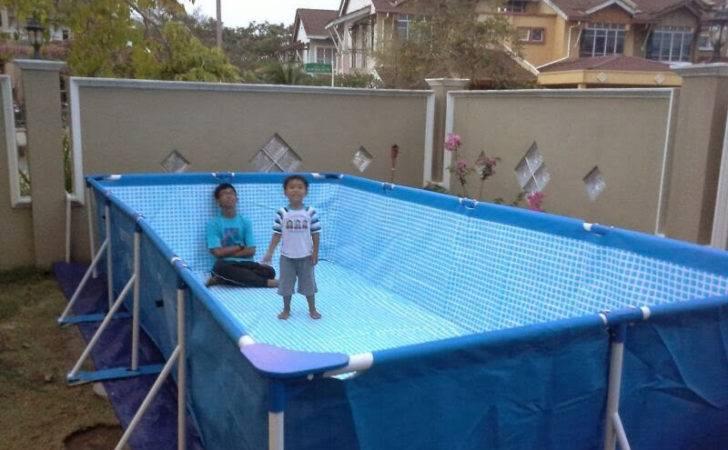 Pool Make Easier Intex Rectangular
