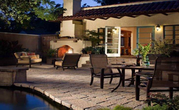 Pool Patio Ideas Mexican Style Design