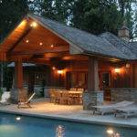 Pool Pump House Designs Then Swimming