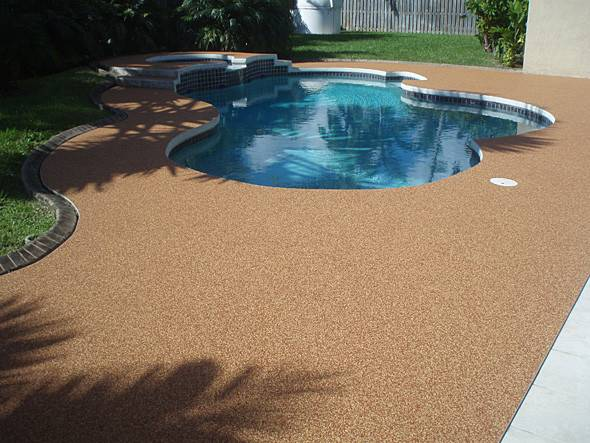 Pool Surfacing Safety Rubber Usa Canada