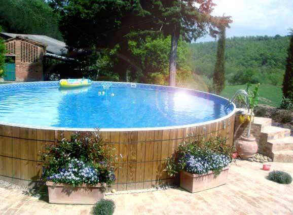Pool Then Above Ground Landscaping Best Idea