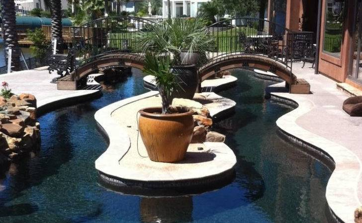 Pool Tour Texas Residential Lazy River Des Read More Design