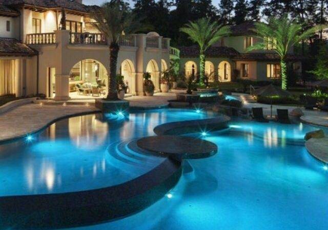 Pool Travel Trip Pinterest Luxury Pools Backyards House