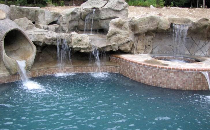 Pool Waterfall Ideas Design