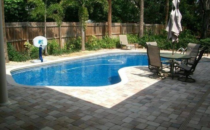 Pool Yard Designs Design Backyard Landscaping Ideas Swimming