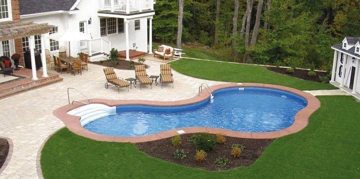 Pools Catalog Inground Small Ideas Outdoor