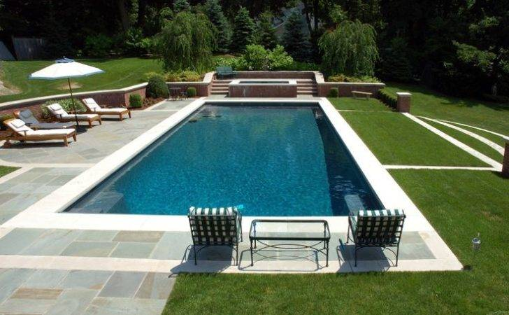 Pools Dreams Design Ideas Rectangular