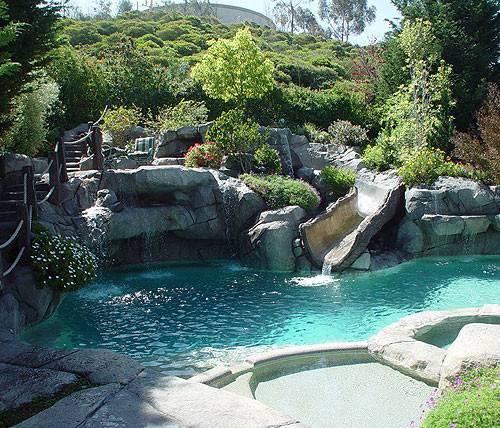 Pools Fun Amaizing Future House Dreams Rocks