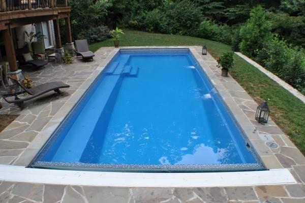 Pools Give Maximum Quality Elegant Fiberglass Swimming
