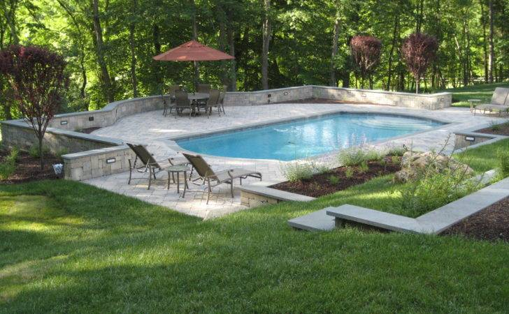 Pools Have Pool Types Swimming Small Backyard
