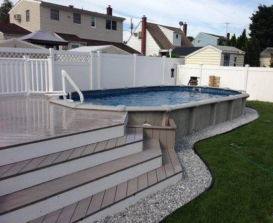 Pools Pool Designs Small Backyards Inground Swimming