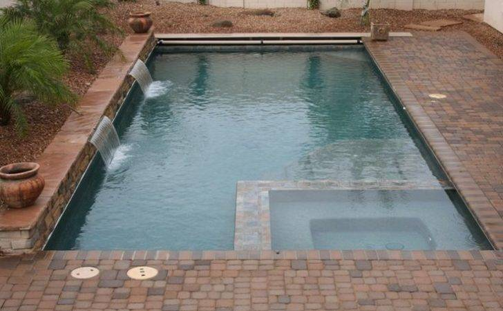 Pools Scapes Cameo Covers Ideas Rectangular
