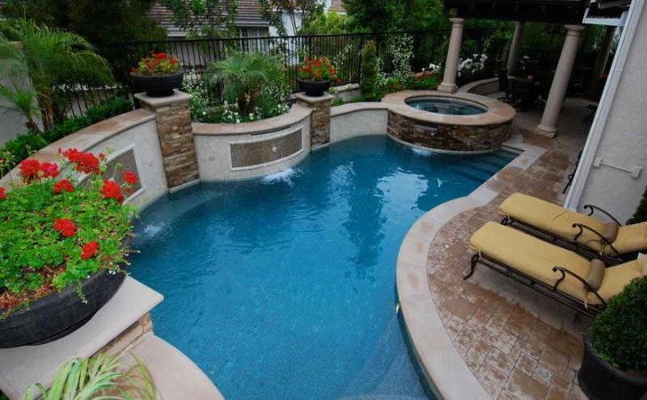 Pools Small Yards Joy Studio Design Best