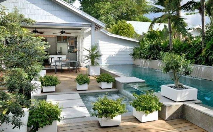 Pools Spas Hot Tubs Pinterest Plunge Pool Swimming
