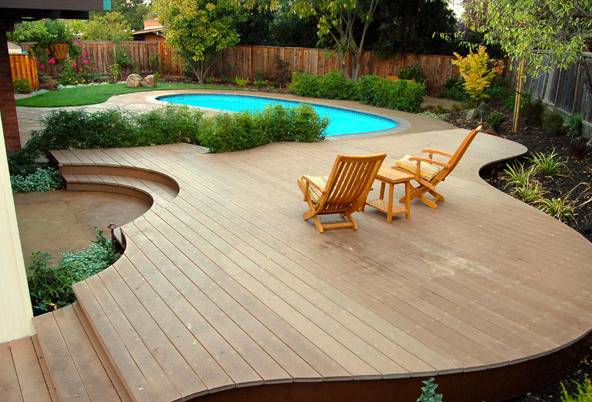 Pools Swimming Pool Designs Ground Above