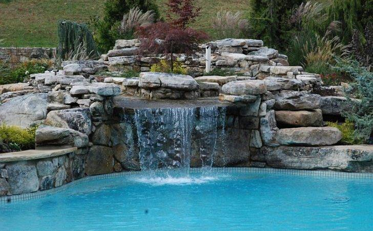 Pools Waterfalls Best Pool Ideas Your Swimming