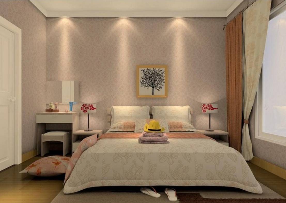 Pop Bedroom Design Elegant