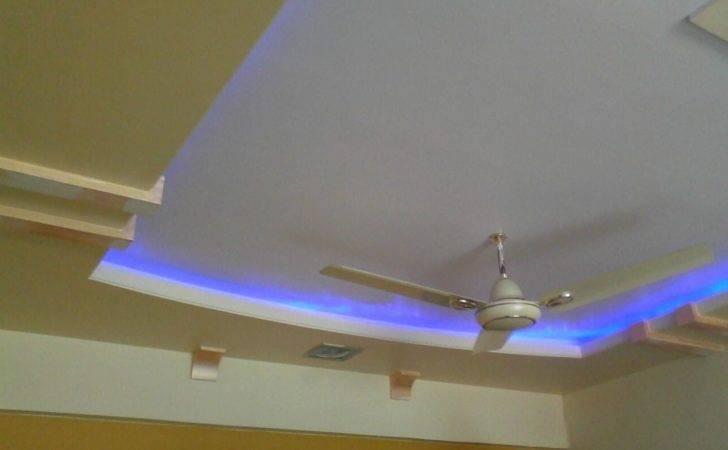 Pop Ceiling Design Lighting Gharexpert
