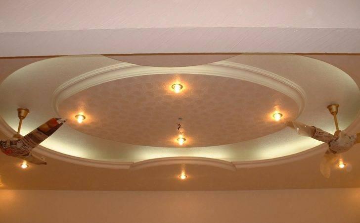 Pop Ceiling Fans Lighting Gharexpert