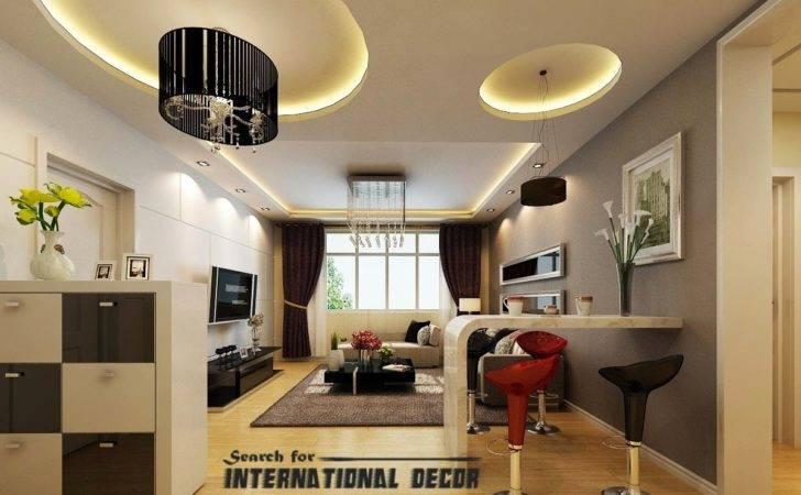 Pop Design Ceiling Modern Interior Designs False