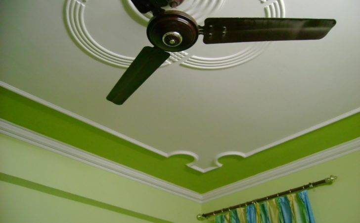 Pop Designs Roof Without Ceiling Fan Design