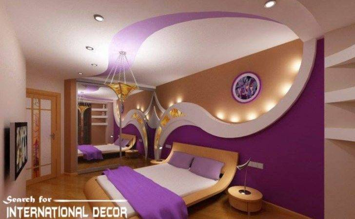 Pop False Ceiling Designs Bedroom Interior Design