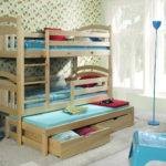 Popular Types Triple Bunk Beds Cool Features