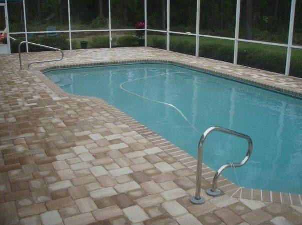 Popularity Array Functionally Attractive Pool Deck Options
