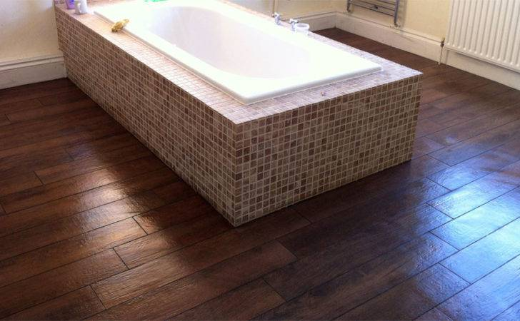 Porcelain Floor Tiles Wood Effect