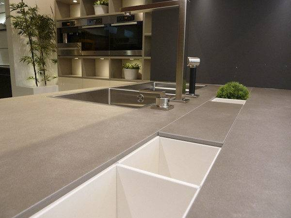 Porcelain Slab Granix Inc Kitchen Countertops Mefunnysideup