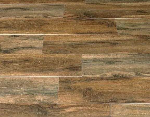 Porcelain Tile Botanica Cashew Wood Plank
