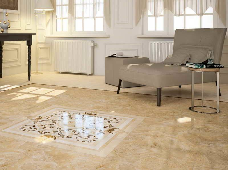 Porcelain Tile Flooring Designs Elegant Style Stroovi