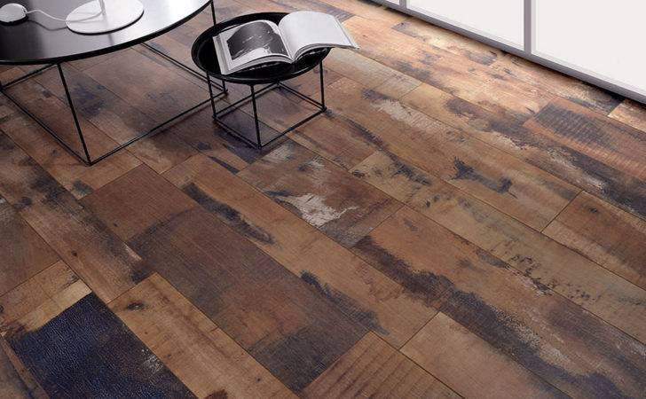 Porcelain Wood Effect Floor Tile Fioranese Old Cherry