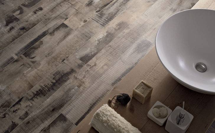 Porcelain Wood Effect Floor Tile Fioranese Old Oak