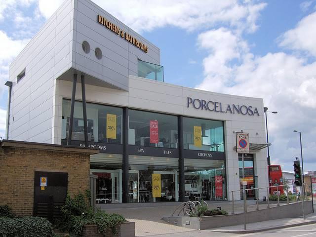 Porcelanosa Store Fulham London Explore Jim Linwood