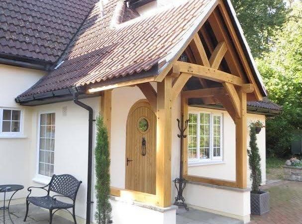 Porch Kits Kit Homes Porches Home Ideas Bungalow Form Extentions Front